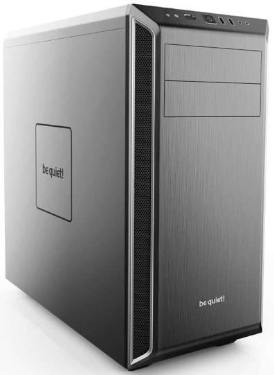 Epsilon Pure Gaming 1660ti Systeem, Ryzen 5, GeForce 1660-Ti, 16 GB, 480 GB SSD NVMe, 2 TB HDD, DVD writer, Windows 10 Pro