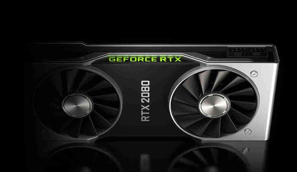 Generic GeForce RTX2080, 8 GB GDDR6, Dual Fan, PCI-Ex16