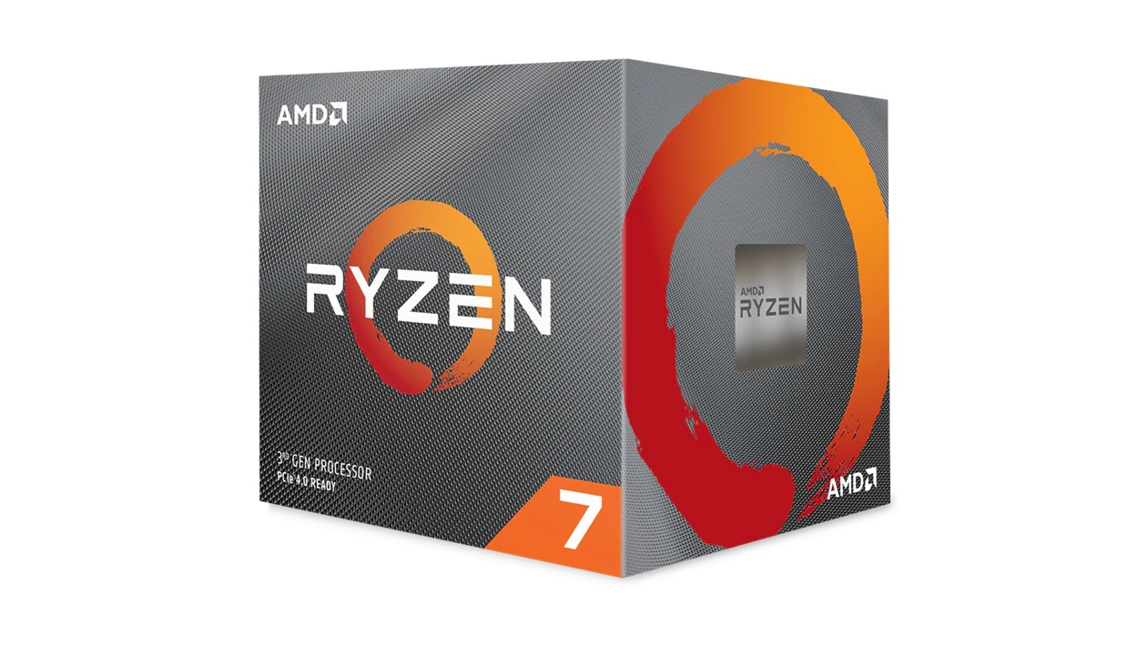 AMD Ryzen 7 3700x, 3,6/4,4 GHz, 8/16 C/T, AM4, Wraith Prism RGB Koeler, 65 Watt, no Graphics