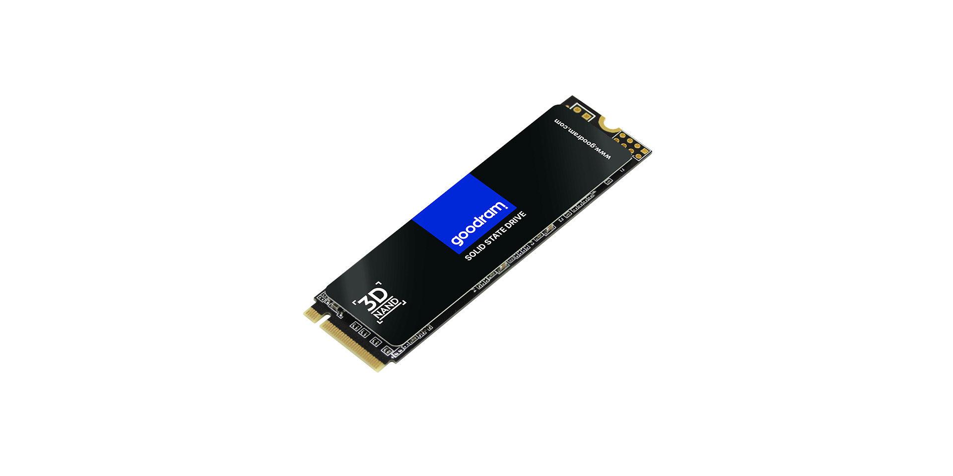 Goodram PX500 SSD, PCIe 3x4, 256 GB, M.2 2280, NVMe, RETAIL
