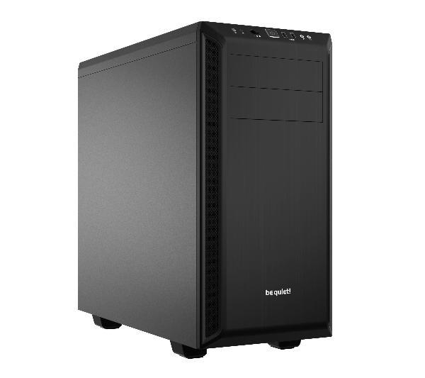 Epsilon Silent Gaming and High-End Systeem, Ryzen 7, no GPU! chose your own, 16 GB, 480 GB SSD, 4 TB HDD, DVD writer, Windows 10 Pro