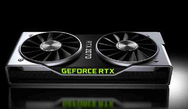 Generic GeForce RTX2070, 8 GB GDDR6, Dual Fan, PCI-Ex16