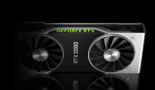 Generic GeForce RTX2080, 8 GB GDDR6, Dual Fan, PCI-Ex16