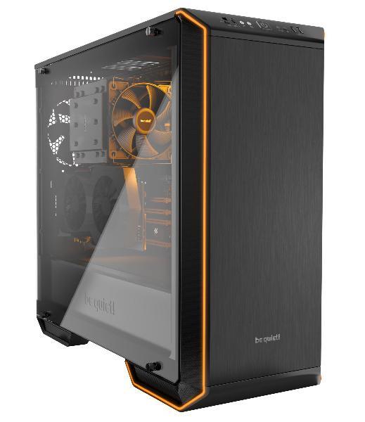 Epsilon Dark Gaming 2070 Systeem Ryzen 7, GeForce RTX2070, 16 GB, 480 GB SSD NVMe, 4 TB HDD, Windows 10 Pro