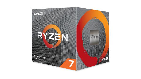 AMD Ryzen 7 3700x, 3,6/4,4 GHz, 8/16 C/T, AM4, Wraith Prism RGB Koeler, 65 Watt, no Graphics